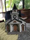 Lemax Village Collection (Plymouth Corners) Porcelain Lighted House New