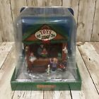 Lemax 33016 Christmas Village Table Accent Christmas Market Scene Toys 2013
