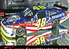 JIMMIE JOHNSON 2011 SUMMER SALUTE PATRIOTIC SPECIAL 1 24 ACTION