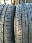 4x 245 40 18 types part worn Pirelli dunlop