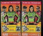 2012 Press Pass NASCAR ( 2 ) box Lot exclusive cards free shipping
