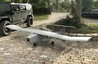 Real Deal Military Uav Target Camera Drone Airplane Full Scale ARF 14 Wingspan