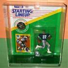 1991 EMMITT SMITH Dallas Cowboys Rookie #22 NM+ Starting Lineup w/ Acrylic case!