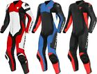 Dainese ATE 2 Mens Motorcycle Leather Suit One Piece Biker Outfit Perforated