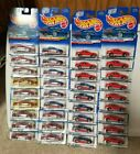 Hot Wheels Lot of 36 Monte Carlo Concept Car 3 Variations 1999 First Edition +