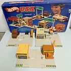 Vintage Hot Wheels USA 1981 Builder Set w Box 5055 Town Dock Bridge