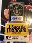 2004 Playoff Absolute Marks of Fame Spectrum 100 Gaylord Perry Auto autograph