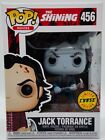 FUNKO POP JACK TORRANCE THE SHINING #456 FROZEN CHASE REDRUM EDITION LIMITED