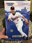 CAL RIPKEN JR. - Baltimore Orioles Starting Lineup SLU 1997 12