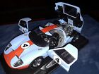 Beautiful Motor Max 1 12 scale diecast Ford GT car model