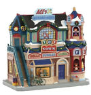 Lemax Toy Town Caddington Christmas Holiday Village Ace Lighted Building 2020