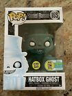 Funko Pop! Haunted Mansion Hatbox Ghost # 165 (GITD) Exclusive 2016 SDCC LE 1000