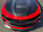 GM Factory Style CARBON FIBER Hood Vent Louver Cover For 19 Up Camaro SS  LT1