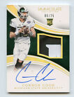 2016 Panini Immaculate Collegiate Football Cards - Checklist Added 13