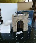 Fontanini City Walls Lighted City Gate Nativity Set Building HEIRLOOM 5