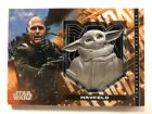 2020 Topps The Mandalorian Journey of the Child Trading Cards 31