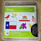 Lowest Price New 50 States Cricut Cartridge Very Rare 300 Images