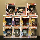 Funko POP! Vinyl Dragon Ball Z SUPER LOT of HTF Exclusives L@@K Anime SDCC NYCC