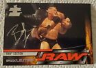Brock Lesnar Cards, Rookie Cards and Autographed Memorabilia Guide 5
