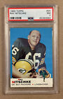 Ray Nitschke Cards, Rookie Card and Autographed Memorabilia Guide 14