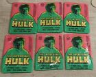 1979 Topps Incredible Hulk Trading Cards 5