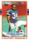 1989 Topps Football Cards 8