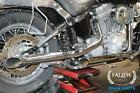 2005 Harley Softail CUSTOM CURVED Exhaust Muffler Cannister Pipes Front Rear Set