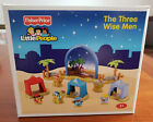 Fisher Price Little People Nativity Playset Lil Shepherds Three Wise Men