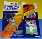 1992 DAVE HENDERSON Oakland Athletics A's * FREE s/h * final Starting Lineup
