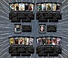 STAR WARS: (22 Card Lot) 1977 Topps Style Custom Kenner 12 Back Trading Cards