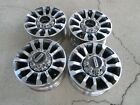 18 FORD F250 F350 SUPER DUTY FACTORY CHARCOAL WHEELS RIMS 2020