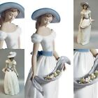 """SALE! Mint and 16"""" tall. Lladro Fragrances and Colors #6866 - Retired. Gorgeous."""