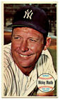 Comprehensive Guide to 1960s Mickey Mantle Cards 131