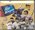 2019 TOPPS BIG LEAGUE BASEBALL FACTORY SEALED HOBBY BOX
