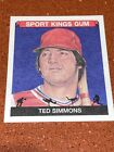 Top 10 Ted Simmons Baseball Cards 27