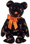 TY Beanie Baby - YIKES the Halloween Bear (Hallmark Gold Crown Excl.) 9
