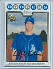 Clayton Kershaw Rookie Cards and Autograph Memorabilia Guide 43