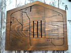 WOOD NATIVITY PUZZLE The Puzzle Man Toys Wooden Framed W 1451 Christmas Jesus