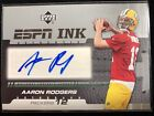 Aaron Rodgers Rookie Cards Checklist and Autographed Memorabilia 33