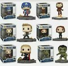 🔥Funko Pop! Avengers Assemble Deluxe Amazon Exclusive Complete Set In Box