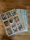 1988 Topps Complete Football Card Set #1-396 shipped in sleeve sheets
