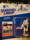 California Angel - Mike Witt Starting Lineup 1988  MLB Rookie Figure & Card.