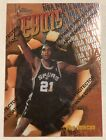 Tim Duncan Rookie Card Gallery and Checklist 25