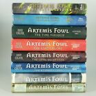 ARTEMIS FOWL Hardcover Book Lot 1-8 Eoin Colfer All 1st First American Edition