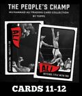 2021 Topps Muhammad Ali The People's Champ Collection Cards 9