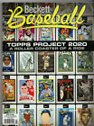 BECKETT BASEBALL CARD PRICE GUIDE #179 FEBRUARY 2021 Topps Project 2020