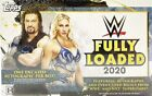 WWE 2020 Topps Fully Loaded Sealed Hobby Box