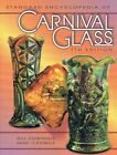 Antique Vintage Carnival Glass Makers Types Colors Illustrated Book + Values