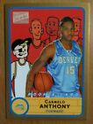 Carmelo Anthony Card and Memorabilia Guide 43