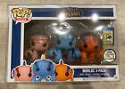 Funko Pop! Murloc 3-Pack SDCC 2015 Exclusive World of Warcraft RARE and NIB!!
